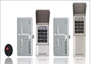 自動施錠型暗証番号補助錠 マイロックVE-10 マイロックVF-10