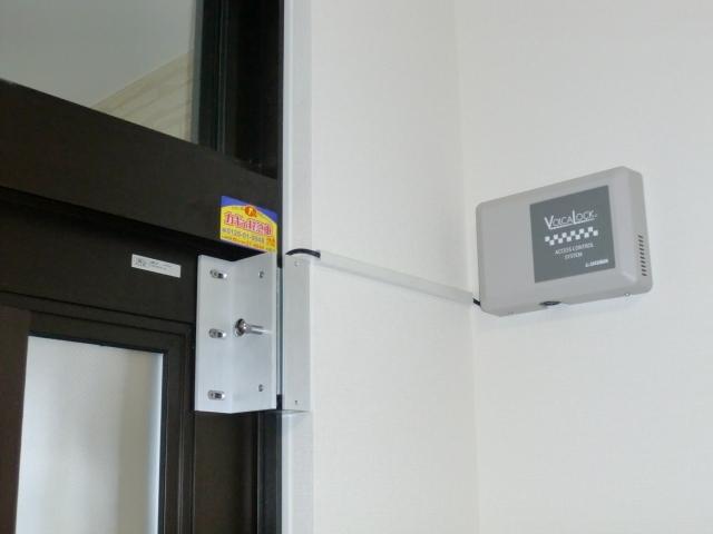 電気錠システム
